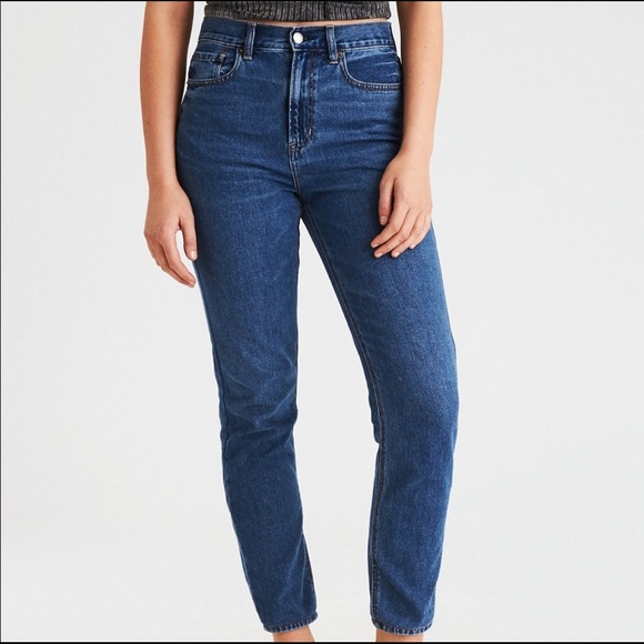 American Eagle Outfitters Denim - AE Mom Jeans